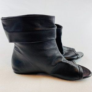 Cole Haan Nike Air Open Toe Booties Shoes 5.5
